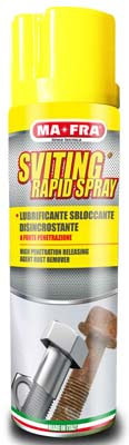 SVITING RAPID SPRAY