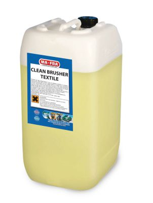 Clean Brusher Textile